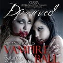 Halloween DPraved Vampire Ball @ Xtasia