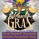 MARDI GRAS - CARNIVAL PARTY